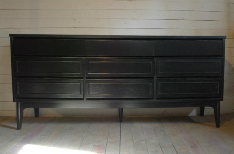 Stain Wood Furniture Black Image Mag
