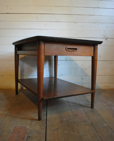 Mid Century Modern End Table By Phylumfurniture Beautiful