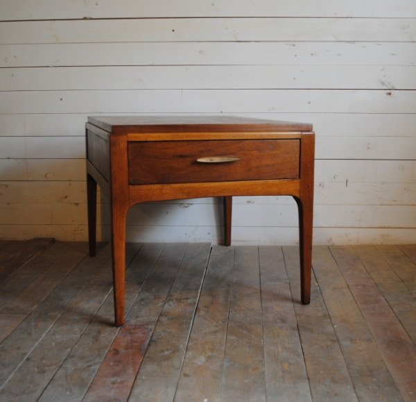 mid century modern lane end table nightstand