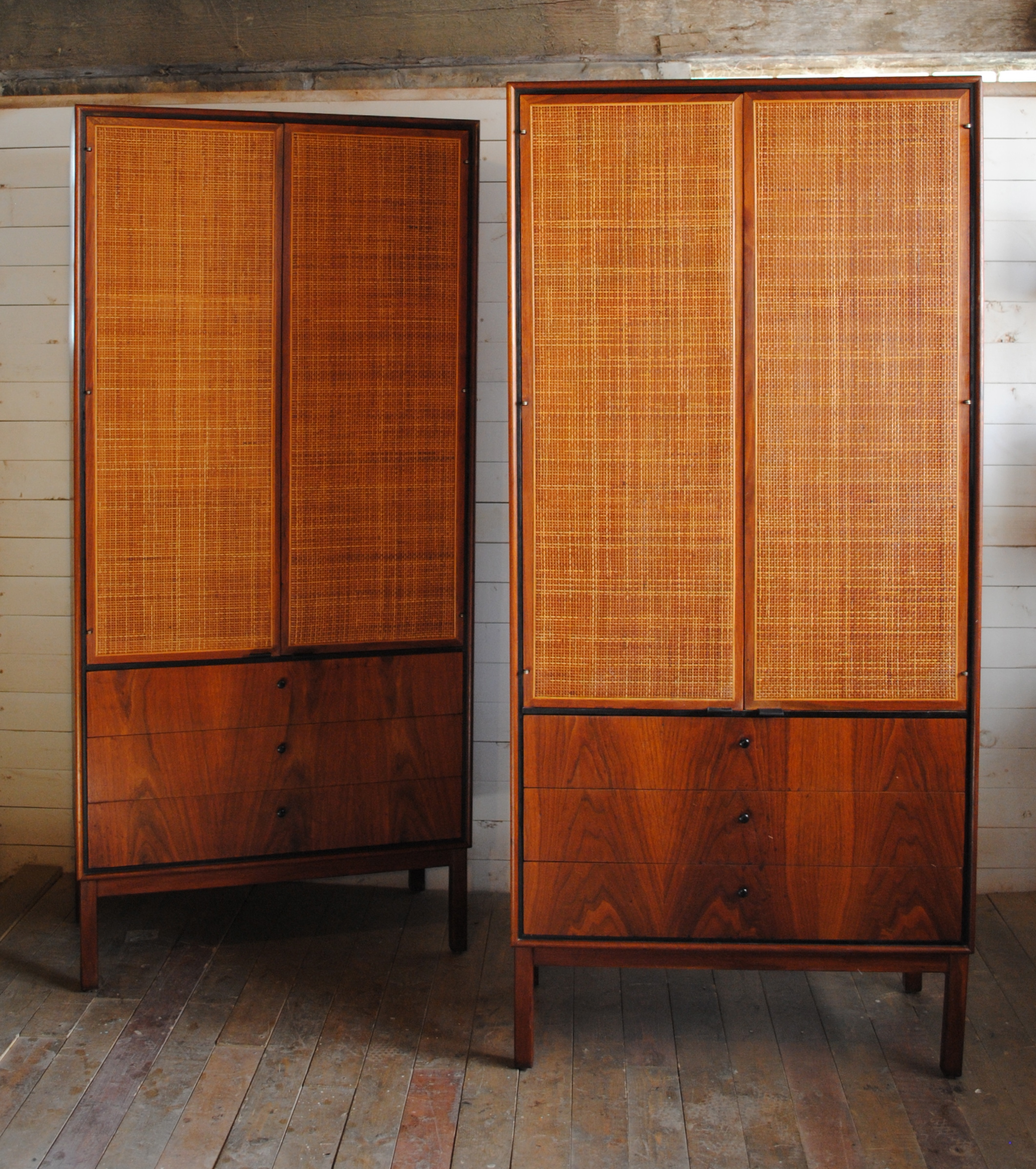 Early Knoll Tall Chests | Phylum Furniture