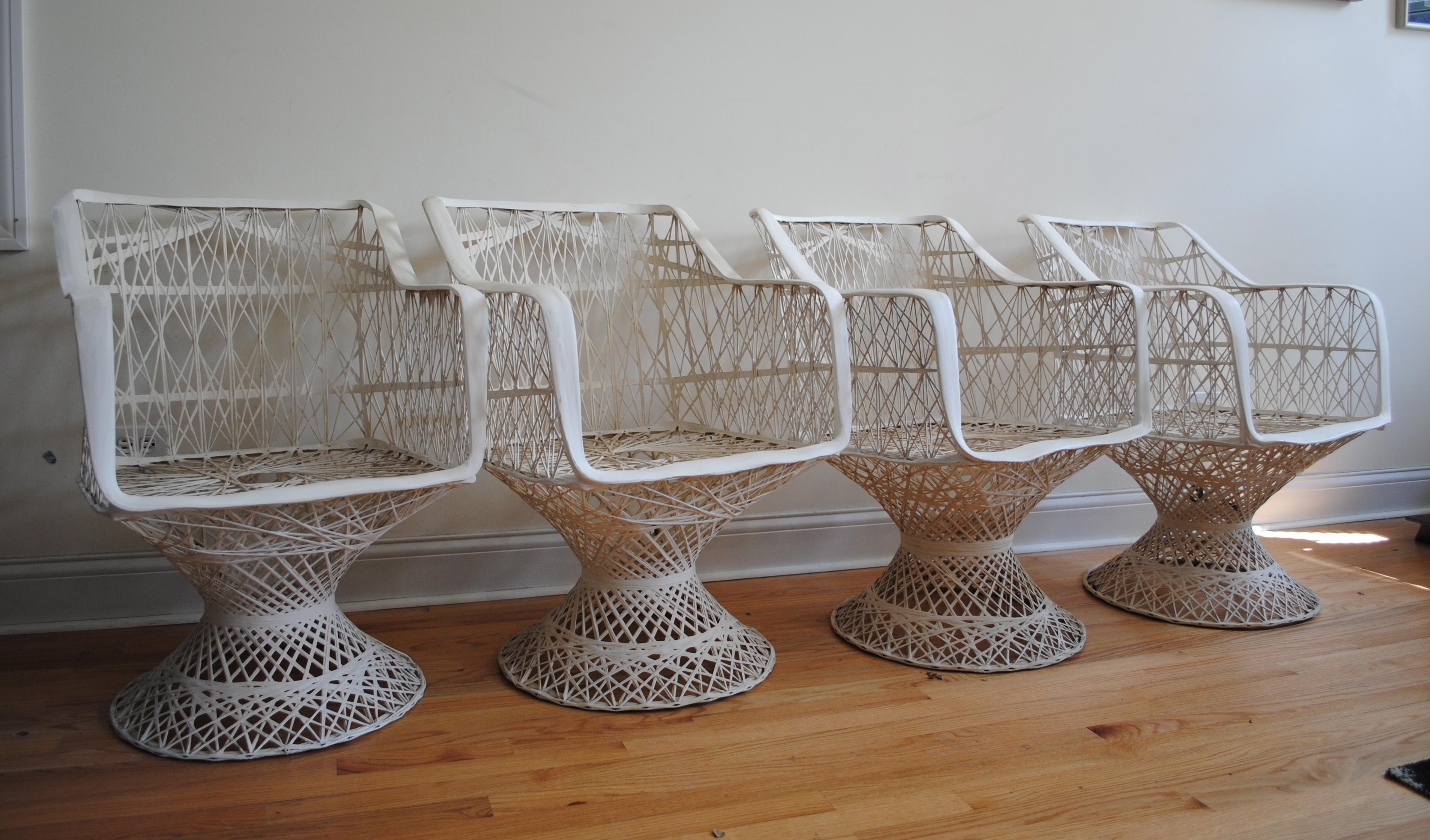 Spun Fiberglass Phylum Furniture