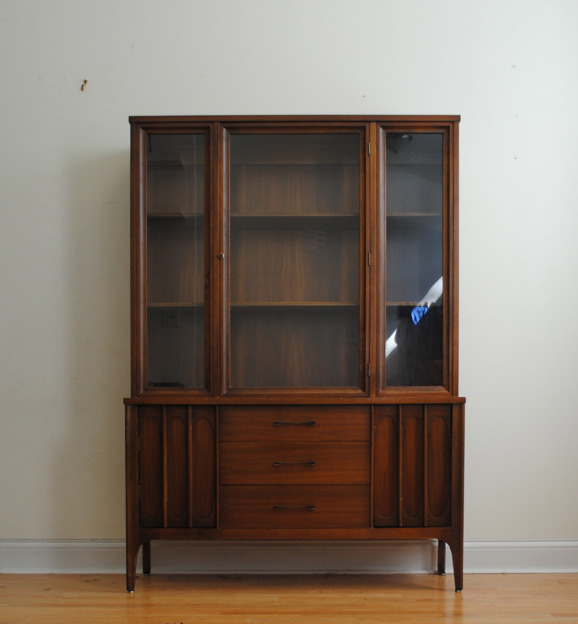 Mid Century Modern Split Level 1956 Edition Better Homes: Mid Century China Cabinet