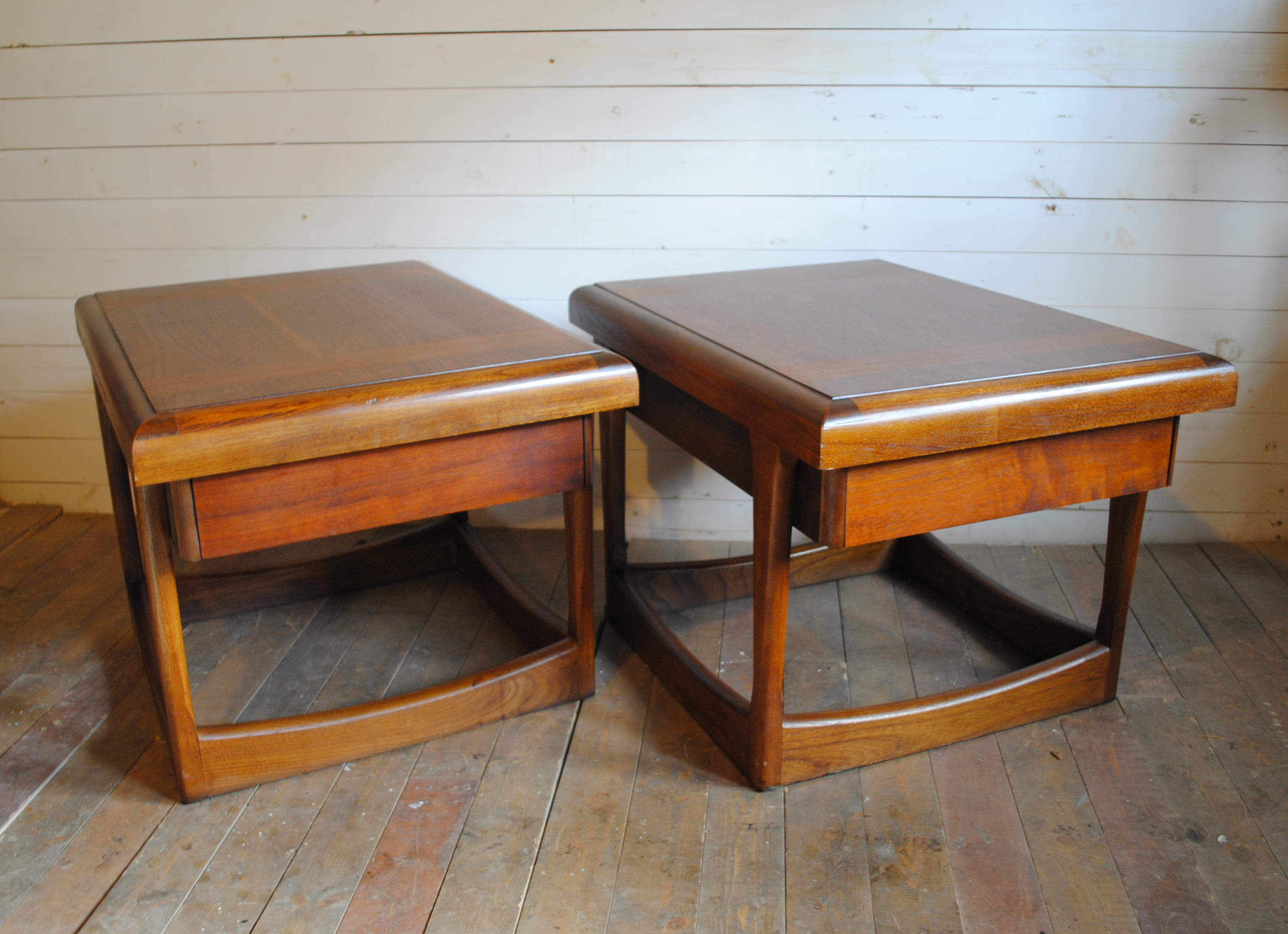 Mid Century Lane End Tables Phylum Furniture