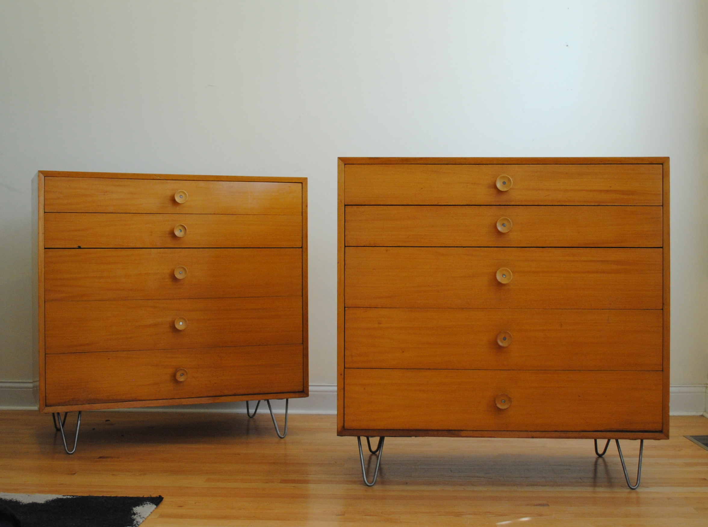 George Nelson for Herman Miller Chests