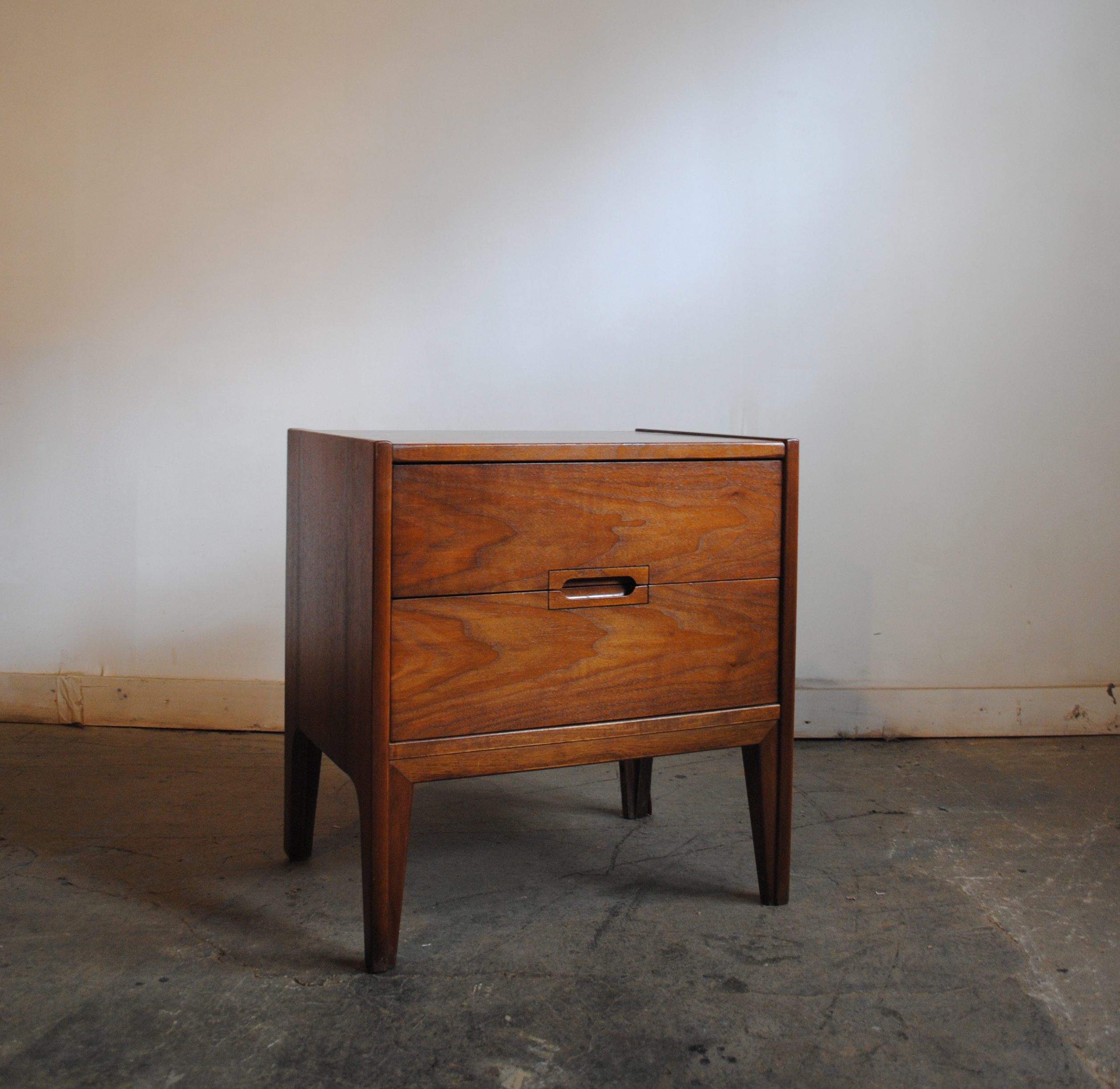 Mid century modern nightstand phylum furniture