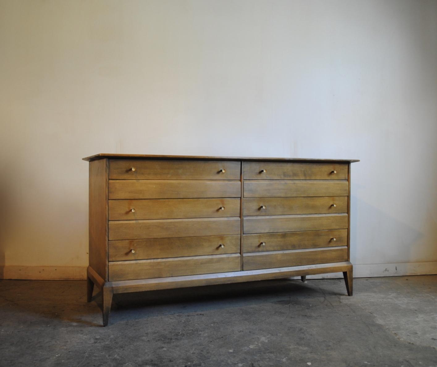 Heywood Wakefield Dresser : Phylum Furniture