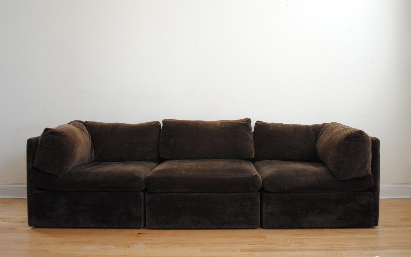 Milo Baughman Sofa Phylum Furniture